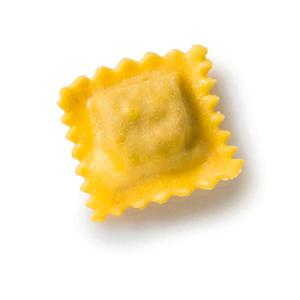 Glutenfreie Ravioli mit Ricotta
