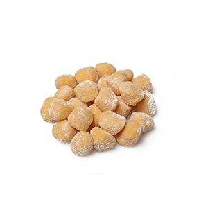 pequeños gnocchi de calabaza