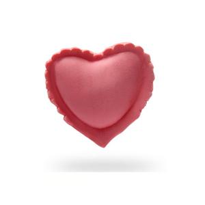 Little red hearts with artichoke
