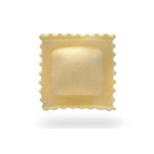 ravioles cuadrados