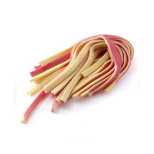 scialatielli with beetroot