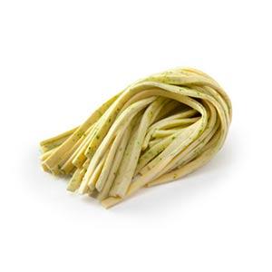 Scialatielli with parsley