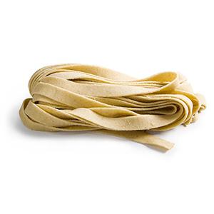 Tagliatelles à la farine de blé entier