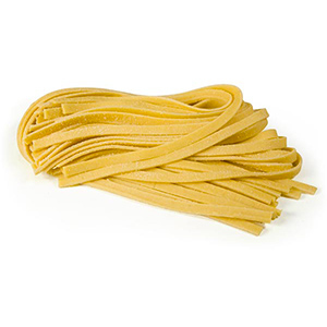 Traditional egg taglierini