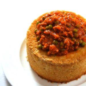 Neapolitanischer Reis-Sartù