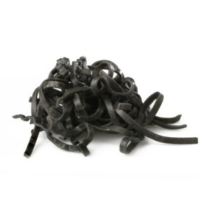 Tagliolini with squid ink