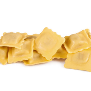 Tortelli with Mortadella, Ricotta, Parmigiano and Garlic