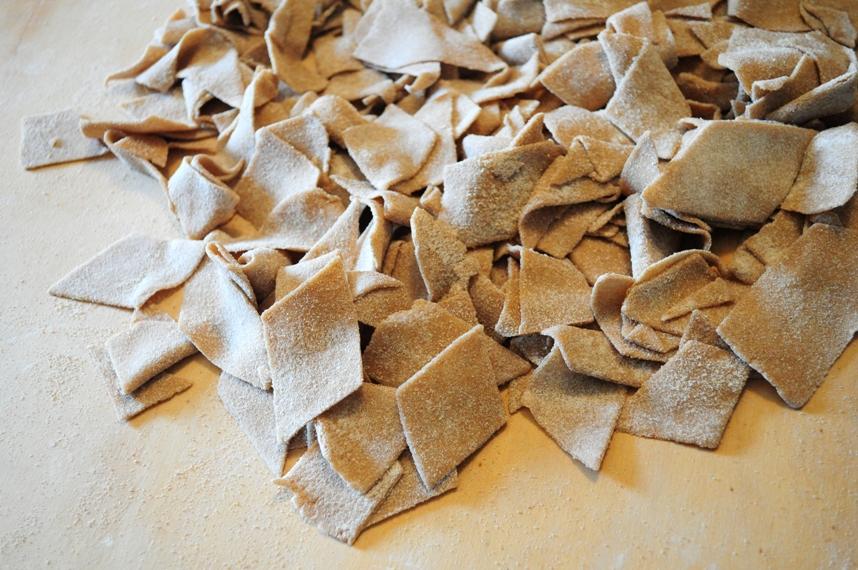 pasta farina solina