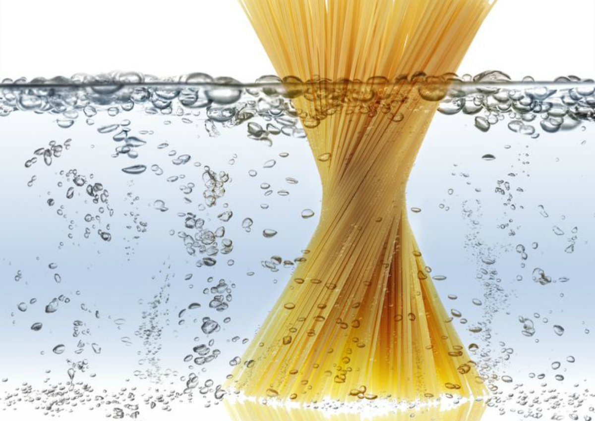 spaghetti-cottura