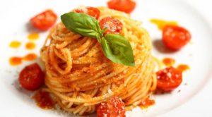 spaghetto pomodorini