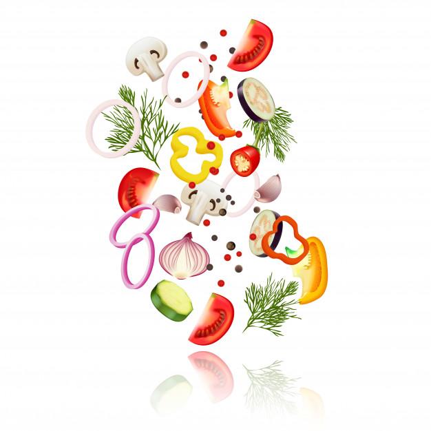 vegetali pronti freschi J-MOMo