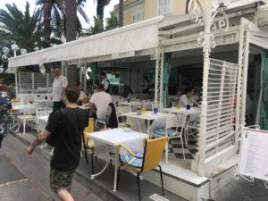 ristorante D'Amore Capri