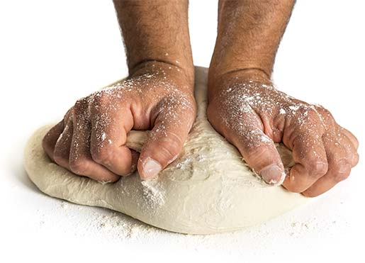 J-MOMO come facciamo la nostra pizza napoletana