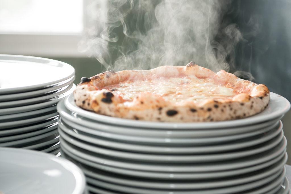 pizza napoletana surgelata