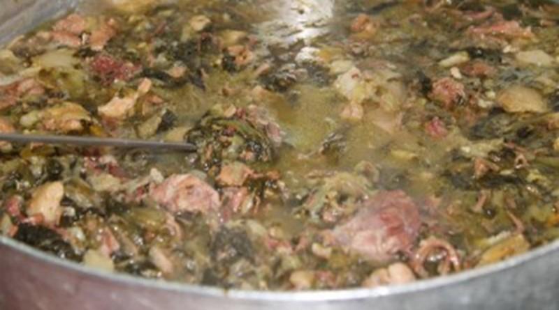 minestra maritata napoletana