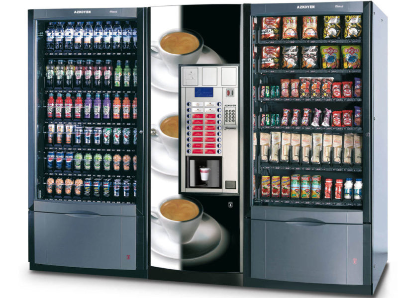 vending-machine I-Eat