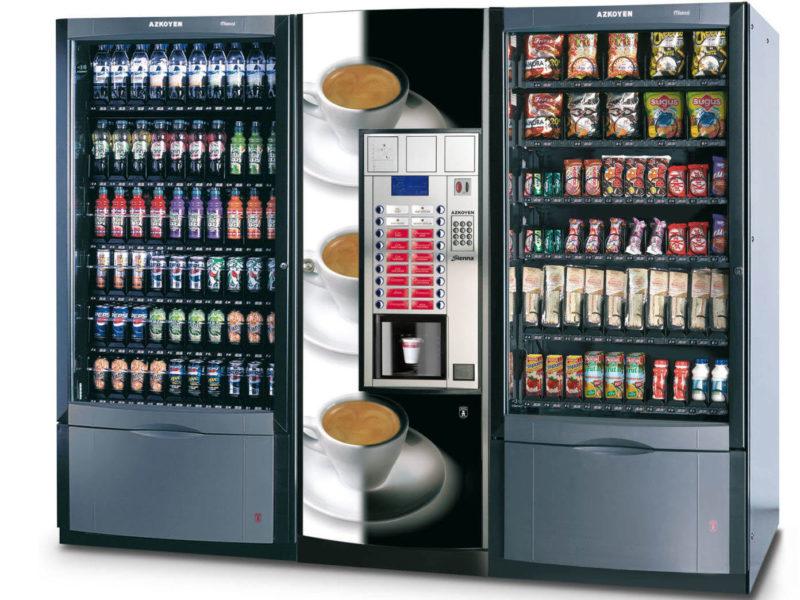 vending-machine I-Eat