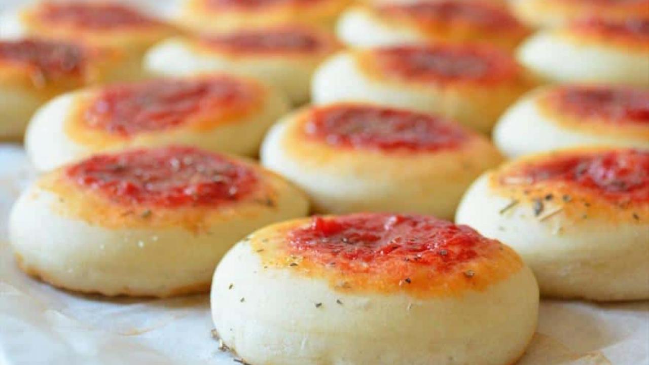 pizzette surgelate J-MOMO