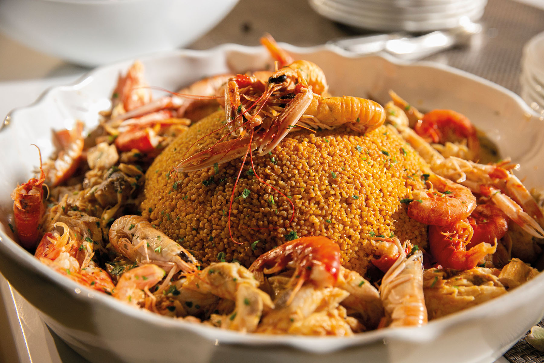 cous cous trapanese