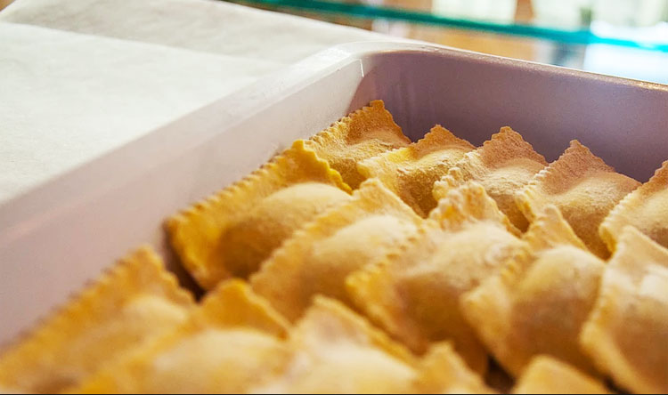 J-MOMO pasta fresca formati