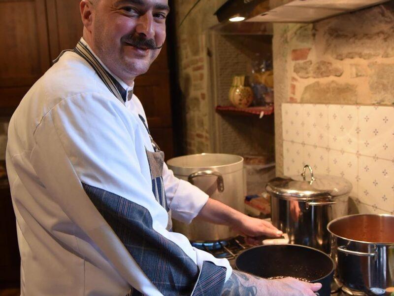 Cristiano Milighetti Chef