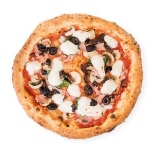 launische Pizza